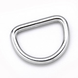 Stainless Steel Welded D Ring, Dring, Dee Ring
