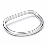 Stainless Steel Welded Bent D Ring, Bent Dring, Bent Dee Ring