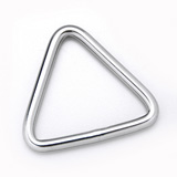 Stainless Steel Triangle Ring